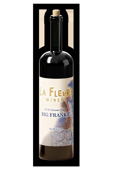 2018 Big Frankie Cab Franc