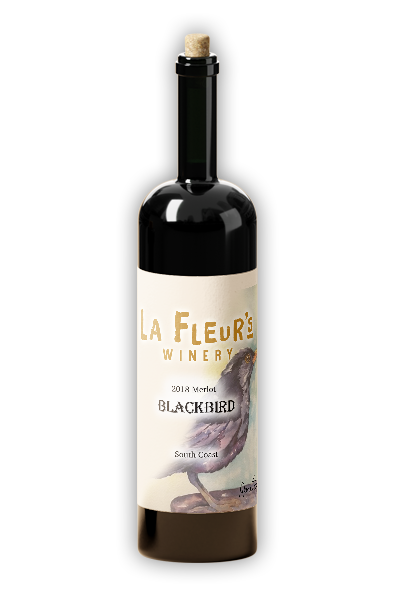 2018 Blackbird Merlot